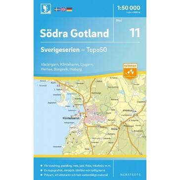 11 Södra Gotland Sverigeserien