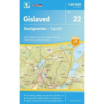 22 Gislaved Sverigeserien