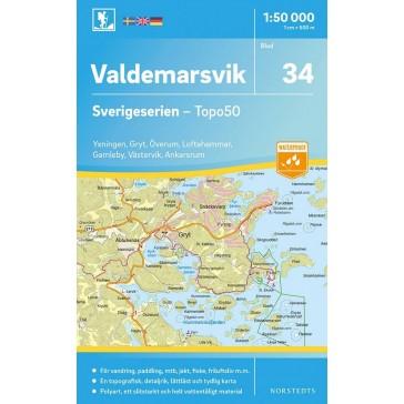 34 Valdemarsvik Sverigeserien