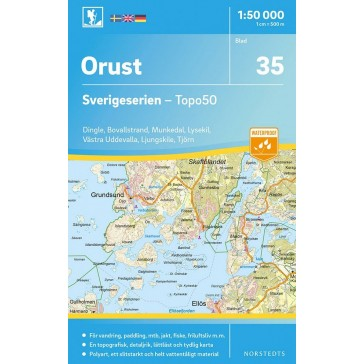 35 Orust Sverigeserien