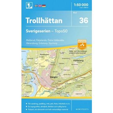 36 Trollhättan Sverigeserien