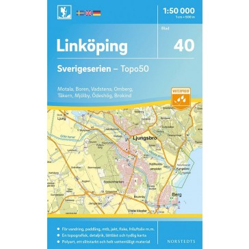 40 Linköping Sverigeserien
