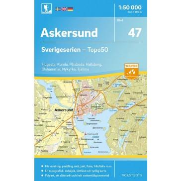 47 Askersund Sverigeserien