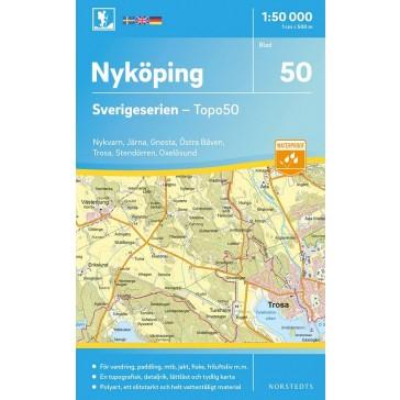 50 Nyköping Sverigeserien