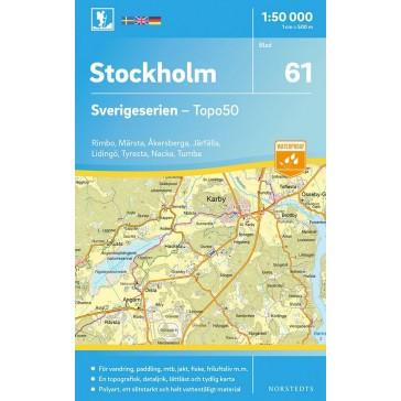 61 Stockholm Sverigeserien
