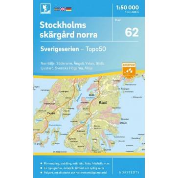 62 Stockholm Skärgård norra Sverigeserien