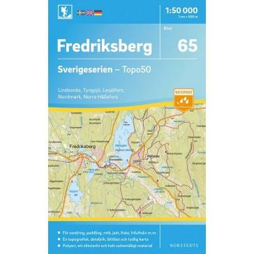 65 Frederiksberg Sverigeserien