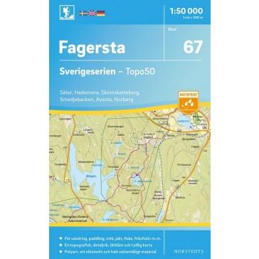 67 Fagersta Sverigeserien