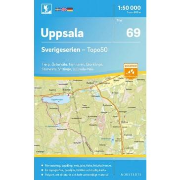 69 Uppsala Sverigeserien