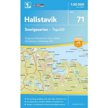 71 Hallstavik Sverigeserien