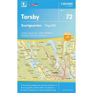 72 Torsby Sverigeserien