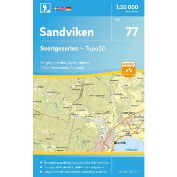 77 Sandviken Sverigeserien