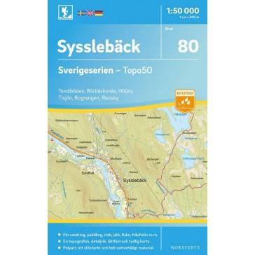 80 Sysslebäck Sverigeserien