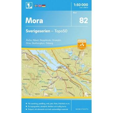 82 Mora Sverigeserien