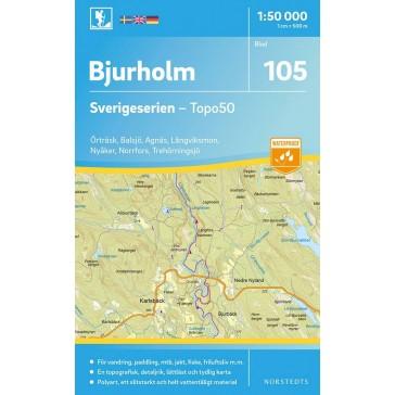105 Bjurholm Sverigeserien