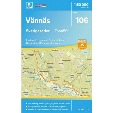 106 Vännäs Sverigeserien