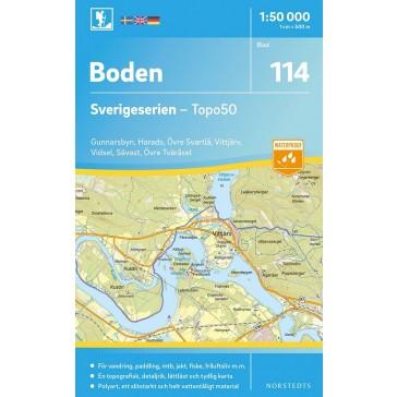 114 Boden Sverigeserien