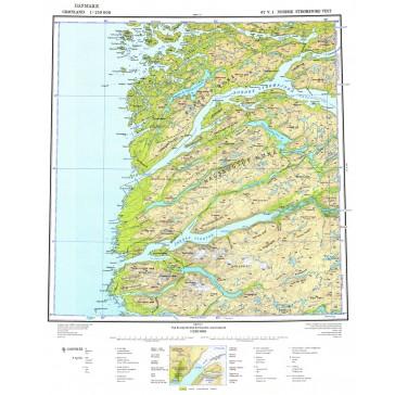 Nordre Strømfjord Vest 67 V1 KMS