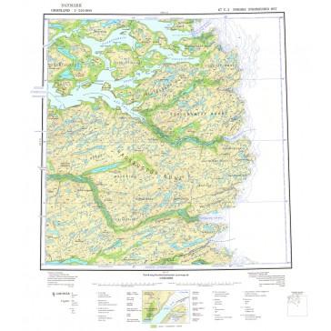 Nordre Strømfjord Øst 67 V2 KMS