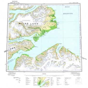 Milne Land 70 Ø2 KMS