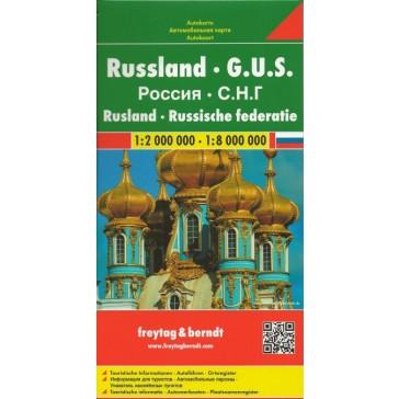 Russia-GUS