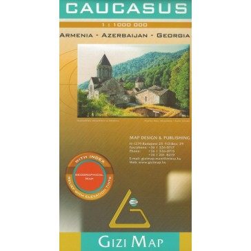 Caucasus Geographical