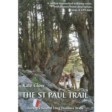 St. Paul Trail - Turkey's Second Long Distance Walk