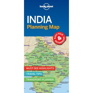 India Planning Map