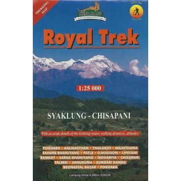 Royal Trek Around Pokhara