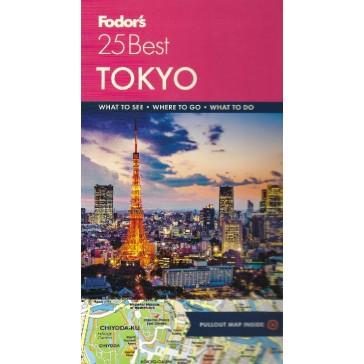 Fodor´s 25 Best Tokyo