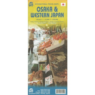 Osaka & Western Japan