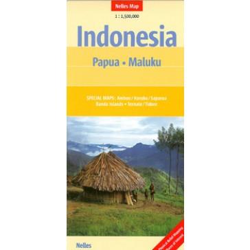 Indonesia - Papua,  Maluku