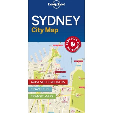 Sydney City Map
