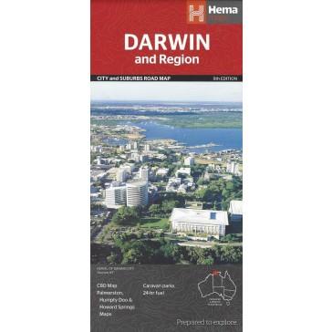 Darwin and Region