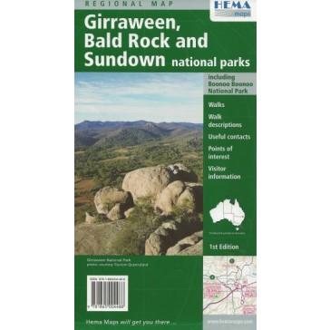 Girraween, Bald Rock and Sundown National Parks