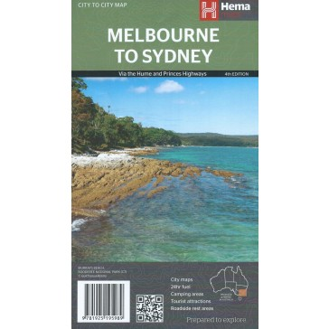 Melbourne to Sydney via the Hume and Princes Highway