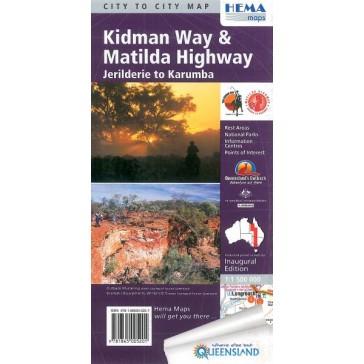 Kidman Way & Matilda Highway