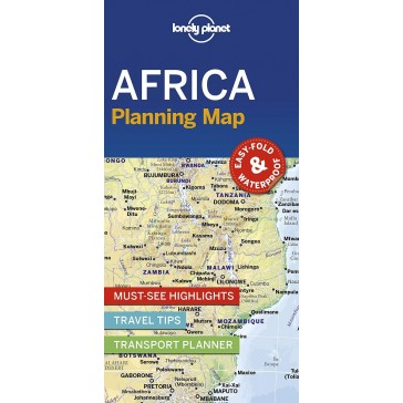 Africa Planning Map