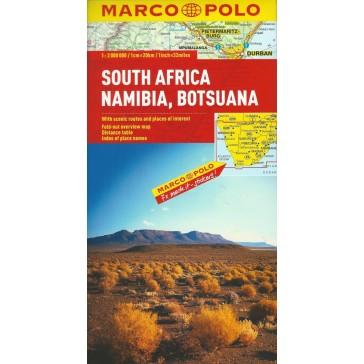 South Africa, Namibia, Botswana