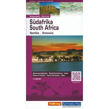 South Africa - Namibia - Botswana