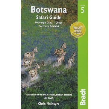 Botswana Safari Guide - Okawanga Delta, Chobe, Northern Kala
