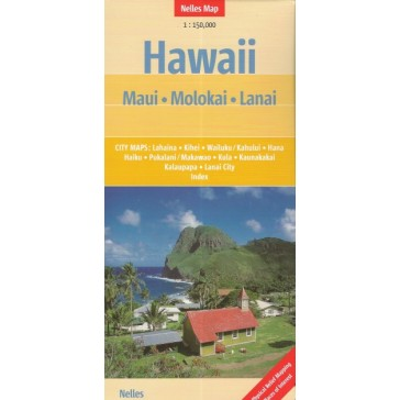 Hawaii - Maui, Moloka'i, Lana'i