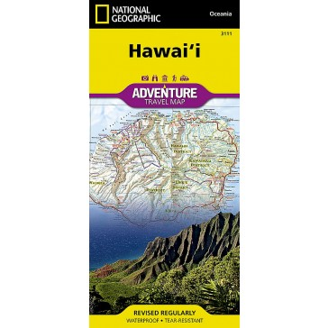 Hawaii - Adventure Map