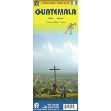 Guatemala (Guatemala City, Antigua)