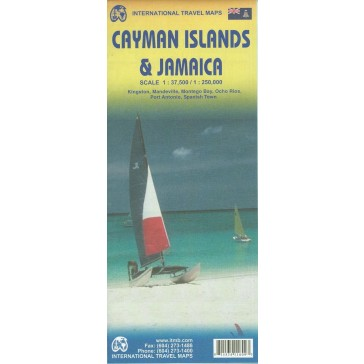 Cayman Islands & Jamaica