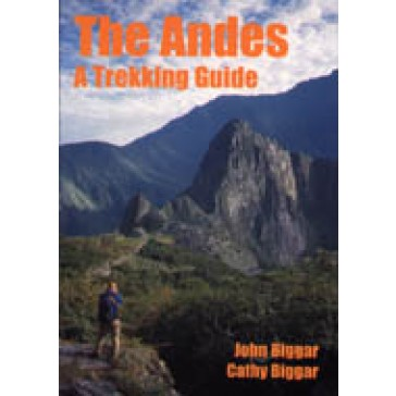The Andes - A Trekking Guide