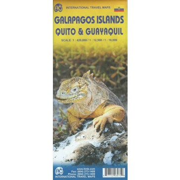 Galápagos Islands - Quito & Guayaquil