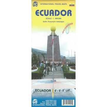 Ecuador (Quito, Guayaquil, Galapagos)
