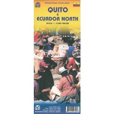 Quito & Ecuador North