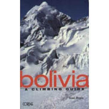 Bolivia - a climbing guide
